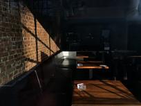 古朴咖啡店